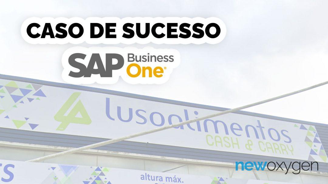Lusoalimentos Caso de Sucesso SAP Business One Newoxygen