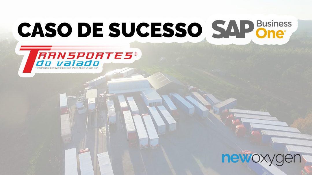 Transportes Do Valado Caso De Sucesso SAP Business One